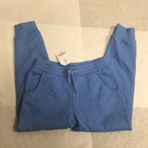 NWT Crazy 8 Girls Size 5-6 Sweatpants